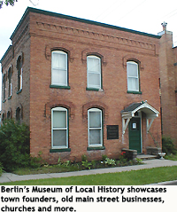 Berlin Area Historical Society