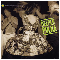 Deeper Polka CD cover