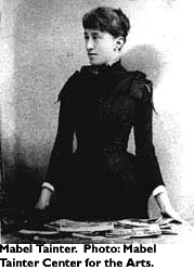 Mabel  Tainter.