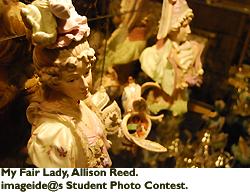 My Fair Lady, Allison Reed