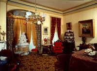Villa Louis Parlor Now