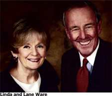 Linda and Lane Ware
