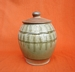 One Gallon Lidded Jar