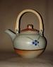 Stoneware Teapot - 2 Pint