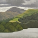Lonscale Fell and Latrigg Across Derwentwater
